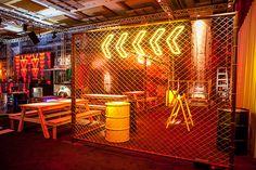 Gym Interior, Bar Interior Design, Gym Design, Restaurant Interior Design, Cafe Design, Booth Design, Store Design, House Design, Nightclub Design