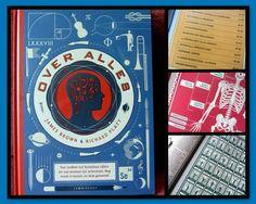 'Over Alles' van uitgeverij Lemniscaat is zeer mooi van vormgeving en superinteressant! Zoveel weetjes, héél leerrijk! #hebbanbuzz