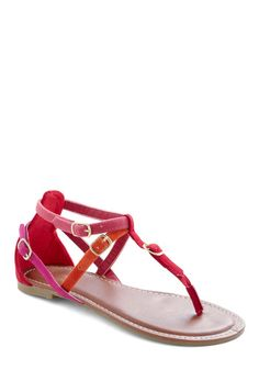 #PANDORAsummercontest love the pink and orange combo...what a great summer shoe!