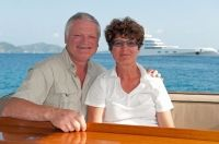 Frances and Michael Howorth | Caribbean Yachting Experts | Freelance Travel Writers