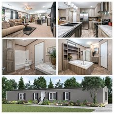 52 best affordable elegant singlewide mobile homes images in 2019 rh pinterest com