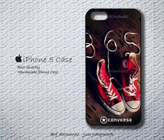 Converse All Star Shoes Clothing Apparel iPhone 5 Case   Dalmanaz - Accessories on ArtFire