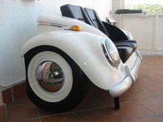 Sofa coche vw escarabajo