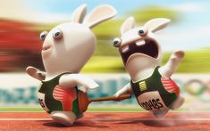 free funny anamated desktop wallpaper  | Animated Funny Rabbits Cartoon Wallpaper HD With Resolutions 1920 ...