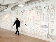 Timothy Goodman: Airbnb Installation / on Design Work Life