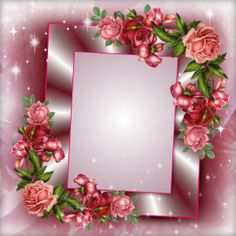 Create your own photo montage flower on Pixiz. Rose Frame, Flower Frame, Photomontage, Photo Frame Design, Birthday Frames, Phone Screen Wallpaper, Artist Card, Frame Background, Montage Photo