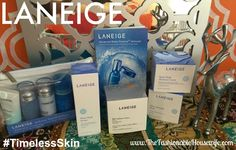 LANEIGE patented Advanced Water Science™ Technology takes care of all major skincare concerns, including age prevention, hydration, brightening, perfecting your complexion as well as sun protection. I'm so impressed that LANEIGE has delivered a line of amazing and high quality products that deliver luxurious results at affordable prices. #TimelessSkin #IC #AD #Target