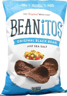 These are so addicting!! Gluten Free and Corn Free too---Beanitos Original Black Bean Chips with Sea Salt