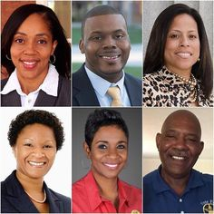 More greatness from this year's election. Continue to shatter the glass ceiling! // Repost from @becauseofthem @TopRankRepost #TopRankRepost Here's some more #BlackExcellence from this year's election!  Pictured in the top row from left to right: Aramis Ayala Florida's first African American State Attorney.  Michael Tubbs Stockton California's youngest and first African American mayor.  Mia McLeod the first woman and African American elected to Senate District 22 and first woman senator from…