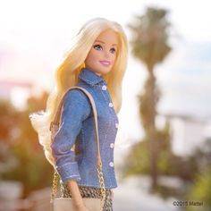 """""""Hope you are having a great Sund☀️y! #barbie #barbiestyle"""""""