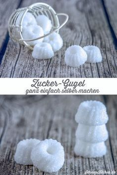 DIY sugar bowl - make sugar cubes in Gugelhupfform very easy - www. DIY sugar bowl - make sugar cubes in Gugelhupfform very easy - www. Baby Food Recipes, Cooking Recipes, Sugar Cubes, Party Buffet, Pudding Recipes, Food Gifts, Diy Gifts, Cakes And More, Little Gifts