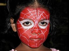 How To Face Paint Kids