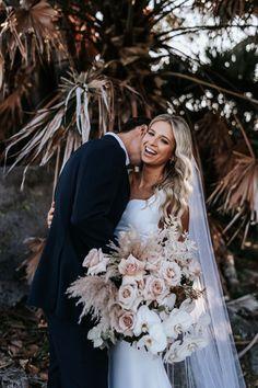 Seacliff House Gerringong Wedding - Gemaya + Tim - The Evoke Company Lilac Wedding, Boho Wedding, Floral Wedding, Dream Wedding, Wedding Day, Bohemian Weddings, Bohemian Bride, Forest Wedding, Woodland Wedding