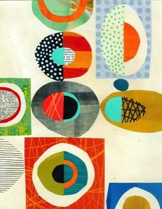 Create Your Own Collage Papers Paint, Paper, Pattern! Create Your Own Collage