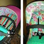 5 sitios para encargar capotas y fundas personalizadas para vuestro carrito - Mamis y bebés