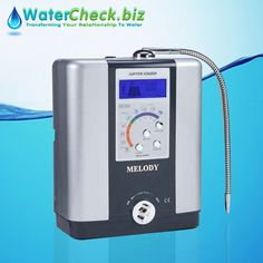Watercheck's Alkaviva Jupiter JP104 Melody #WaterIonizer Alkalizer Filter Purifier should be the must have item in your kitchen.