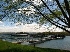 Blue Ridge Lake Marina