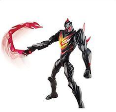 8,5 inch. Max Steel Mattel Figure Spike Whip Dread