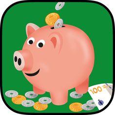 TALGRISEN. App til matematik i indskoling og specialundervisning. Lær titalsystemet at kende på en sjov måde med Talgrisen. Tallene 1-999 indgår i øvelser, hvor du skal tage penge og tælle penge i 3 sværhedsgrader. Samtidig finder du ud af, hvorfor man skal veksle, når man skal tælle tal sammen og finde de korrekte cifre. Og Talgrisen elsker at blive fodret med 1-kroner, 10-kroner og 100- kronesedler.