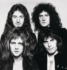 Queen was a glam rock/heavy metal band that started out in 1971 after guitarist . - Queen was a glam rock/heavy metal band that started out in 1971 after guitarist Brian May and drumm - Queen Freddie Mercury, Queen Band, Queen Queen, Bio Queen, John Deacon, Ozzy Osbourne, Stevie Nicks, Great Bands, Cool Bands