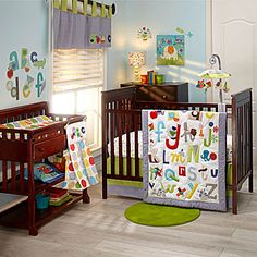 Buy NoJo by Jill McDonald ABC with Me 4 pc Crib Bedding Set today at jcpenneycom You deserve great deals and weve got them at jcp!