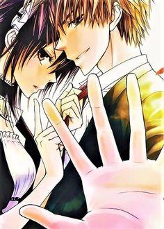 Manga Anime, Manga Art, Manga Love, I Love Anime, Vocaloid, Top 10 Romance Anime, Usui Takumi, Maid Sama Manga, Couples Anime