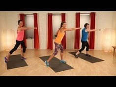 Calorie Burning Cardio Workout | Full Body Fitness | Class FitSugar
