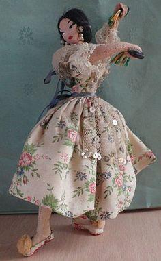 poupée espagnole