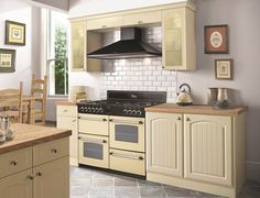 belling richmond stove 90cm in kitchen - Google Search