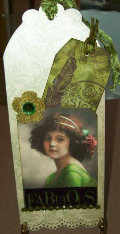 Fabulous bookmark