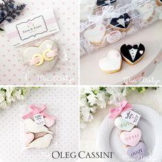 Romantik, gelin ve damat temalı Mia Atölye Kurabiye Nikah Şekerleri online satış mağazamızda! #OlegCassiniButik www.olegcassini.com.tr