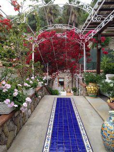Quattro Passi garden