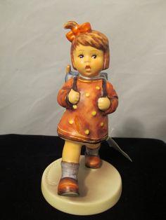 Hummel Figurine Goebel The kindergartner 467 by MyRedFlamingo, $55.00