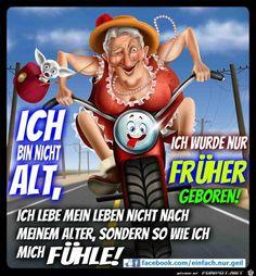 funpot: Ich fuehle mich nicht alt.jpg von WienerWalzer