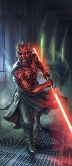 Darth Maul by Crhis Trevas