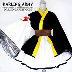 Fairy tail x reader one shots. Because fairy tail is my favorite Wi… Lolita Cosplay, Cosplay Dress, Cosplay Outfits, Anime Outfits, Cosplay Costumes, Cool Outfits, Fashion Outfits, Cosplay Fairy Tail, Mode Kawaii