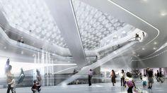 Asymptote Architecture Tron Interior 2