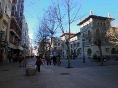 Paseando por la encantadora Vitoria-Gasteiz