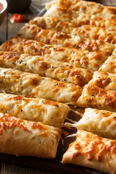 Pizzastangen: Schnellster Snack für Zwischendurch