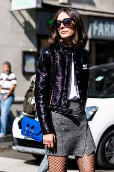 Street style from Milan Fashion Week spring/summer '17: