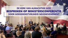 De Kerk van Almachtige God besproken op ministersconferentie voor godsdi...