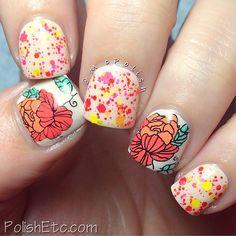 Instagram media by mcpolish #nail #nails #nailart
