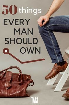 ce3de4eb3f84 50 Things Every Man Should Own  Upgrade Your Life