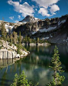 Mirror Lake, Eagle Cap Wilderness