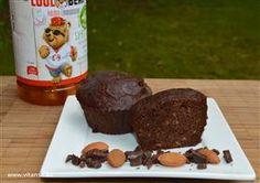 Choco-CoolBear cakejes