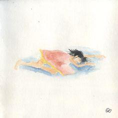 Summer Nap - by Yukiko Meignien
