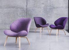 Anzeige: Eden Sessel mit Stoffbezügen von Kvadrat von #Softline  ab 1 009,00 € Erfrischend neu, mit Nähten inspiriert durchSportwägen, kombiniert mit klassischen Tugenden in Form einesstilvollen Holzrahmens. Die markantestenMerkmale dieses Sessels sind eine weiche und sehr komfortableSitzfläche sowie Rückenlehne, die verschiedene Sitzpositionen ermöglichen. Die Gestaltung schlägt eine Brückezwischen vielen Elementen wie z.B. dem Weichen und dem Männlichen, Innovation und Tradition, sowie…