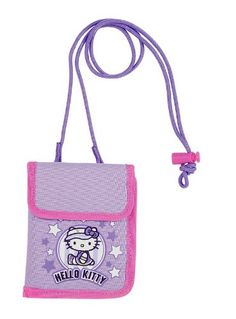 Hello Kitty Sports Wallet: Sports Girl