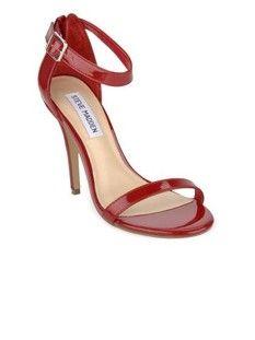 Buy Steve Madden Women Maroon Realove Sandals - 410015683036-US6 - Footwear  for Women