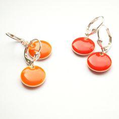 Pantone Series - Tangerine Sunrise - orange